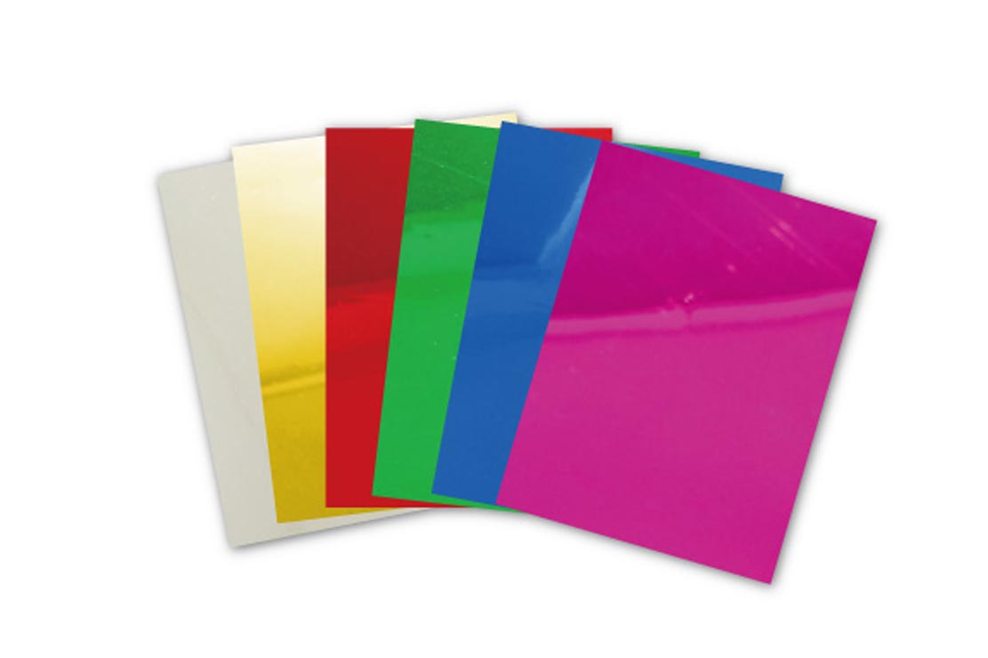 Two Sided Color PET Film